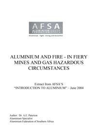 Aluminium-and-Fire-paper
